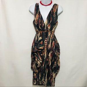 Rustic inspired dress